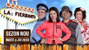 Fierbinti episodul 8 online 25 Februarie 2021