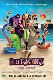 Hotel Transilvania 3: Monştrii în Vacanţă Film online